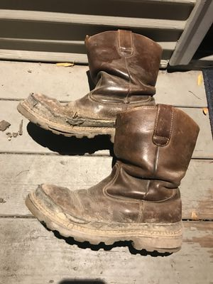 Work Boots (Pull On) - Size 10 for Sale in San Antonio, TX