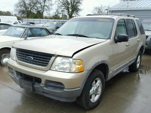 2002 FORD EXPLORER XLT PARTING OUT CALL TODAY! for Sale in Rancho Cordova, CA