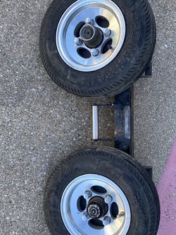 collins tow Dolly / Rear Car Dolly for Sale in Euless,  TX