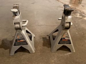 Sears 3 Ton Jack Stands for Sale in Sioux City, IA