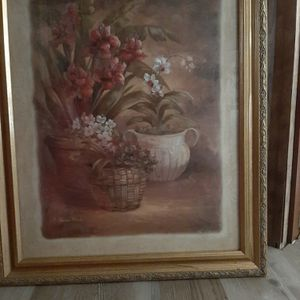 Nice big Picture. ASKING $35 for Sale in Elmer, LA