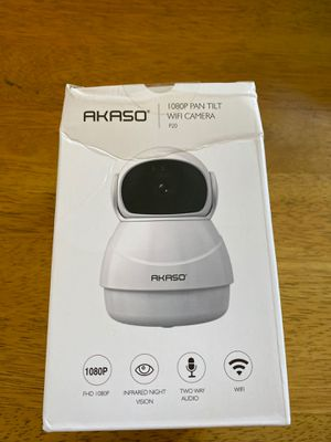 1080p pan tilt wifi camera for Sale in Hagerstown, MD