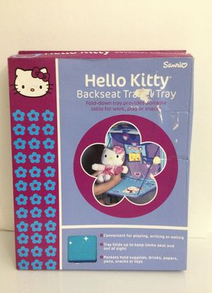 Axius Sanrio Hello Kitty Backseat Travel Tray for Sale in undefined
