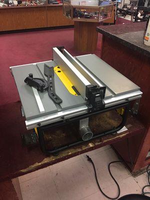 DeWalt Table Saw for Sale in Austin, TX