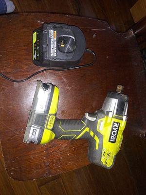 18 volt Ryobi impact wrench for Sale in Pelzer, SC
