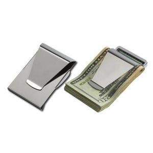 Slim Clip Double Sided Money Clip Credit Card Holder Wallet New Stainless Steel(slimclip-USA) for Sale in Riverside, CA