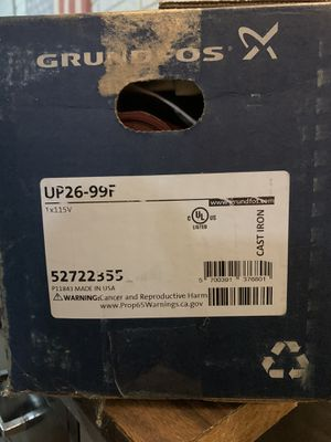 Grundfos for Sale in Plain City, OH