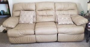 Leather Recliner in great shape for Sale in Salem, MA