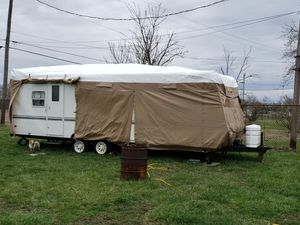 2001 trail bay for Sale in West Jefferson, OH