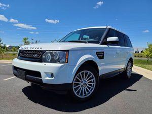 2012 Land Rover Range Rover Sport for Sale in Sterling, VA