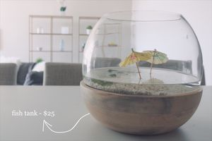 Fish bowl for Sale in Gaithersburg, MD