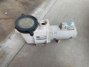 Pool pump whisperflo 1hp for Sale in Pomona, CA