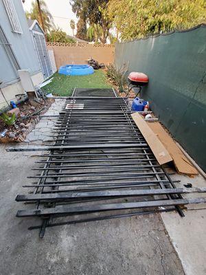 Iron fance for Sale in Rialto, CA