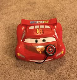 Lightning McQueen Learning Laptop Great Condition, Works Great for Sale in Auburn,  WA