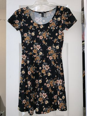 Cute black and floral dress for Sale in Saint Cloud, FL