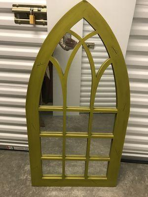 Cute Wall Mirror - Lime Green for Sale in Breckenridge, CO
