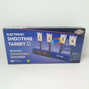 UWANTME electronic shooting target scoring auto reset digital targets for NERF g for Sale in Los Angeles, CA