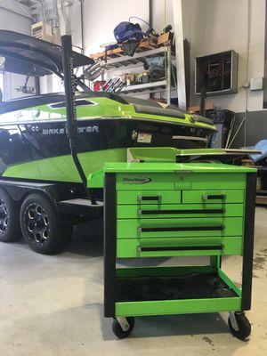 Blue Point Roll Cart for Sale in Oakwood, GA