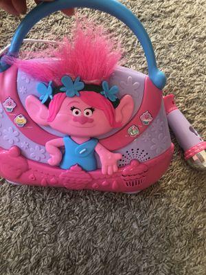 Trolls singing purse for Sale in Aliso Viejo, CA