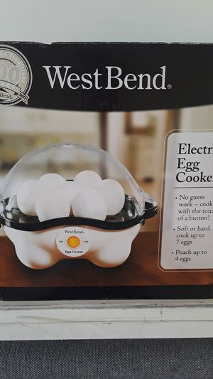 Electric egg cooker for Sale in North Las Vegas, NV