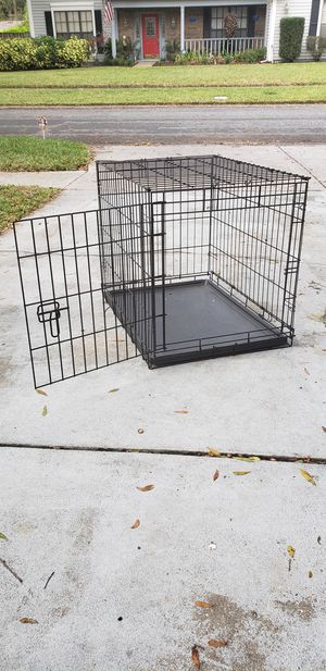 One-door foldable Dog Crate for Sale in Odessa, FL