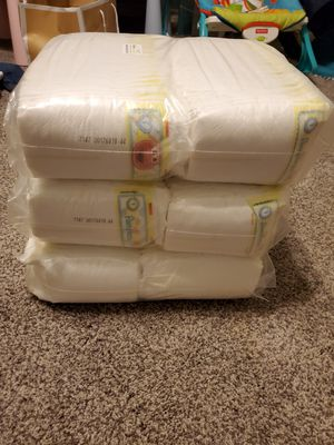 Pampers size 1 diaper case and half for Sale in McKinney, TX