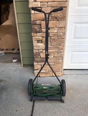 "Scott's 16"" Manual Push Reel Lawn Mower for Sale in Duncan, SC"