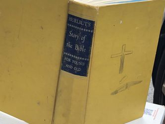 Hurlbut's The Story of the Bible for Young & Old By Zondervsn 1967 for Sale in Kent,  WA