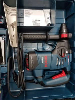 Bosch rotary hammer drill rh328vc for Sale in Baltimore, MD