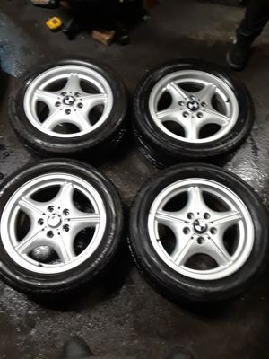Set of Stock BMW Wheels for Sale in Los Angeles, CA