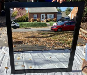 Bathroom Mirror and Light!! for Sale in Frederick, MD