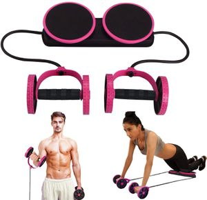 Multi Function Double Ab Roller Wheel,New Version Ab Wheel,Exercise and Fitness Wheel for Home Gym,Abdomen and Arm Workout Equipment Waist Slimming T for Sale in Lake Forest, CA
