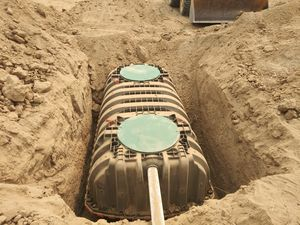 Septic tank an for RV for Sale in Perris, CA