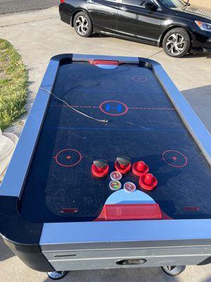 Harvard air hockey table for Sale in Chula Vista, CA