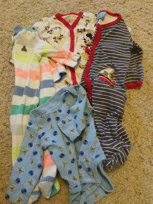 Baby boy clothing lot for Sale in Gilbert, AZ