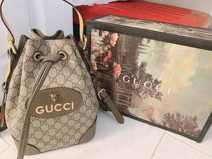gucci gg supreme bag for Sale in Ellicott City, MD