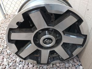 17 inch toyota wheels for Sale in Tempe, AZ