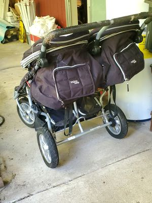 Valco baby double stroller $300 for Sale in Gig Harbor, WA