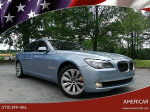 2011 BMW 7 Series for Sale in Duluth, GA