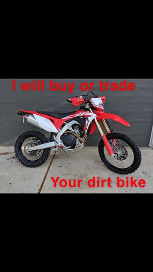 I buy dirtbikes for Sale in North Port, FL