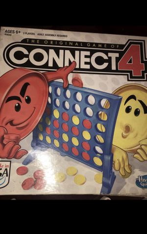 Connect 4 board game for Sale in Brooklyn, NY