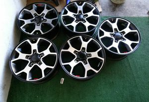 2019 JEEP RUBICON 5 RIMS NEW for Sale in Houston, TX