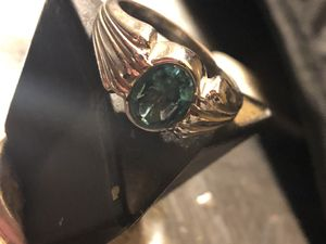 .925 gemstone ring for Sale in Traverse City, MI