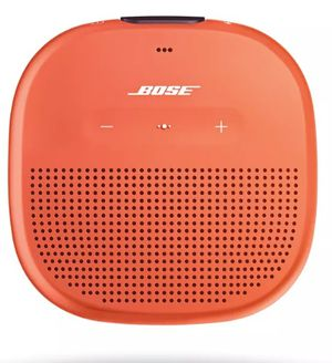 Bose SoundLink Micro Bluetooth Speaker-Bright Orange for Sale in DC, US