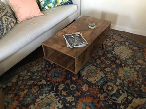 Coffee table. 39 x 19.5 x 18 for Sale in Bakersfield, CA
