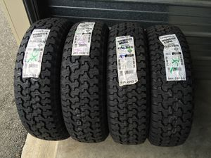New 235/75/15 Goodyear Wrangler A/T tires for Sale in Bonney Lake, WA