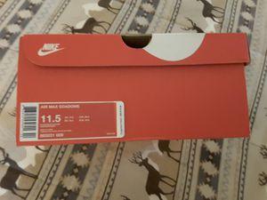 Nike Air Max Goadome mens 11.5 Black for Sale in Presque Isle, MI