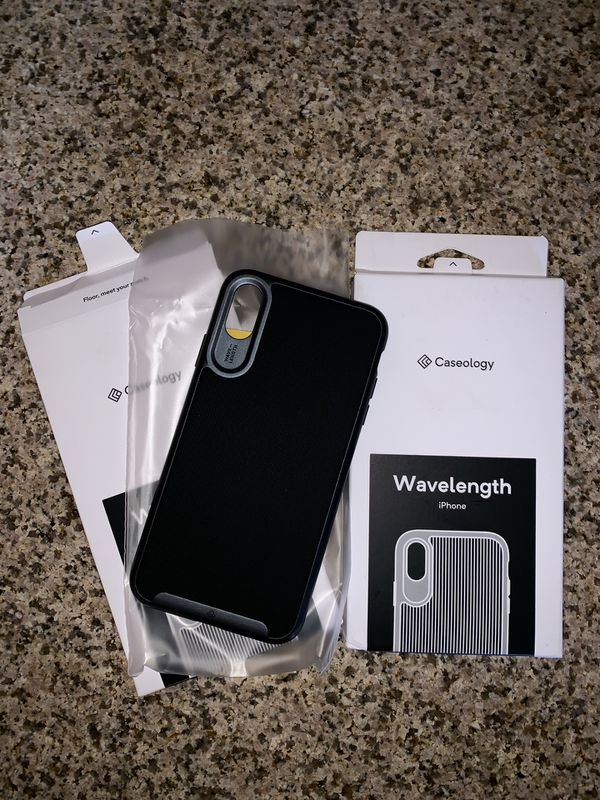 online store c0414 284c4 Caseology Wavelength iPhone XS Max case New! for Sale in San Diego, CA -  OfferUp