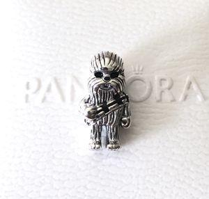 Pandora Disney Star Wars Chewbarcca, Black, Charm #799250C01 +Gift Box +Tag for Sale in Fontana, CA