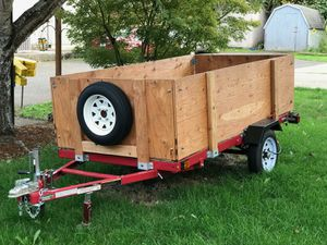 Utility Trailer Beaverton Title in hand for Sale in Beaverton, OR